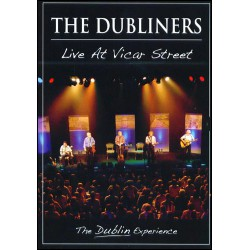 The Dubliners - Live at Vicar Street -  DVD