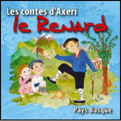 Les contes d'Axeri le Renard - Pays Basque