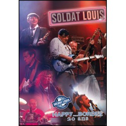 Soldat Louis - Happy...Bordée 20 ans DVD