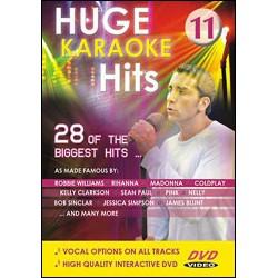 HUGE  Karaoke Hits vol. 11