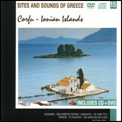 Corfu - Ionian Islands CD + DVD