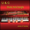U & C  Blues rock booggie