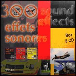 100 Effets Sonores vol.1-100 Effets Sonores vol.1