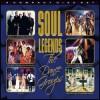 Soul Legends - Dance Groups x 3 CD