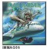 Iron Maiden - Flight 666 Fridge Magnet