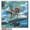 Iron Maiden - Flight 666 Fridge Magnet