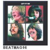 The Beatles -  Let it be Magnet