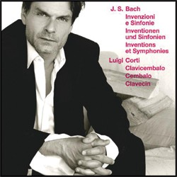 Luigi Corti - J.S. Bach/ Clavecin