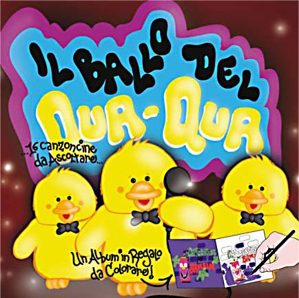 Il Ballo Del Qua Qua Dvd Cdch