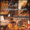 Cello Appassionato - Aleth Lamasse et Daria Hovora