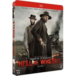 Hell on Wheels - Saison 1 (BRD x 3)