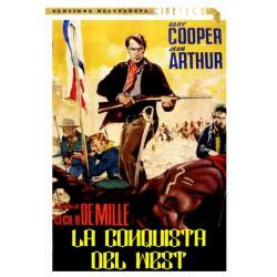 La conquista del west (1936)