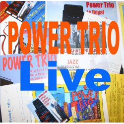 Power Trio - Live