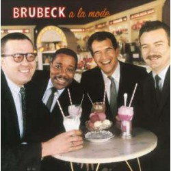 Dave Brubeck - A La Mode Featuring Bill Smith (LP)