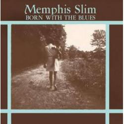 Memphis Slim - Born With The Blues (LP)