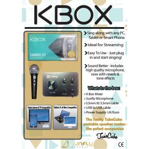 Sunfly K-Box Mixer - dvd-cd ch