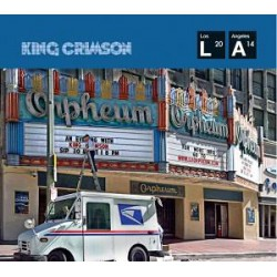 King Crimson - Live At The Orpheum (LP 200)