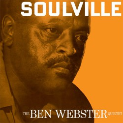 Ben Webster - Soulville (LP)