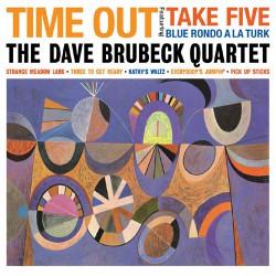 Dave Brubeck Quartet - Time Out (LP)