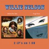 Nelson, Willie - Before His Time / Angel Eyes (2on1)