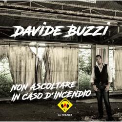 Davide Guzzi - Non Ascoltare In Caso Di Incendio