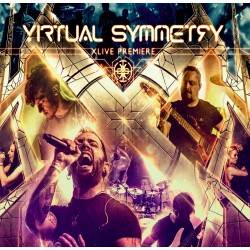 Virtual Symmetry - XLive Premiere (CD 2 + BR)