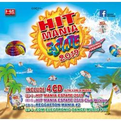 Hit Mania Estate 2019 (4CD + rivista)
