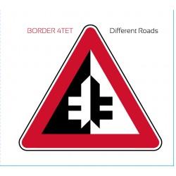 Border 4tet - Different Roads